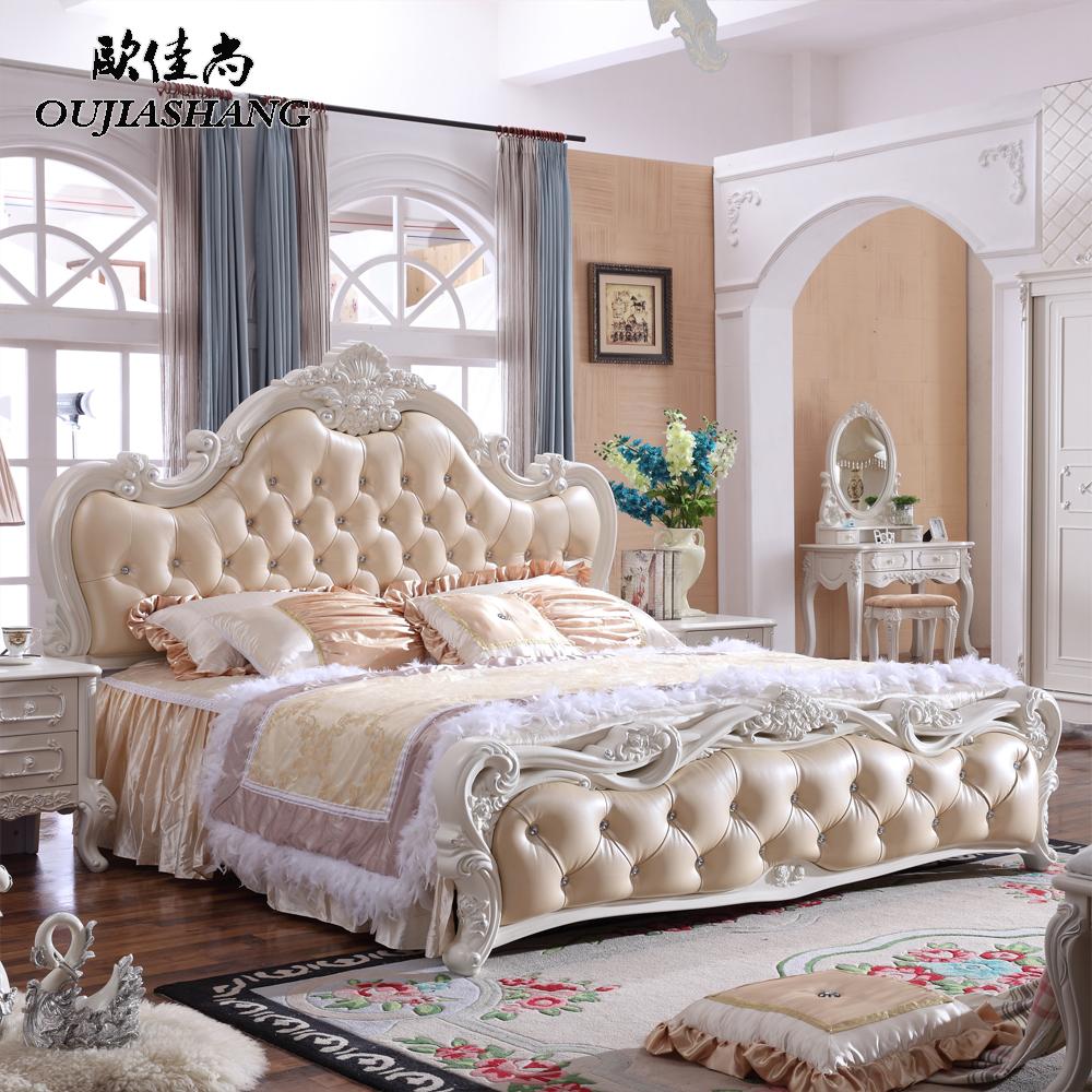 Континентальный кровать романтический брак кровать континентальный сельская местность принцесса кровать корейский кровать брак кровать господь ложь двуспальная кровать высокий ящик хранение 1.8