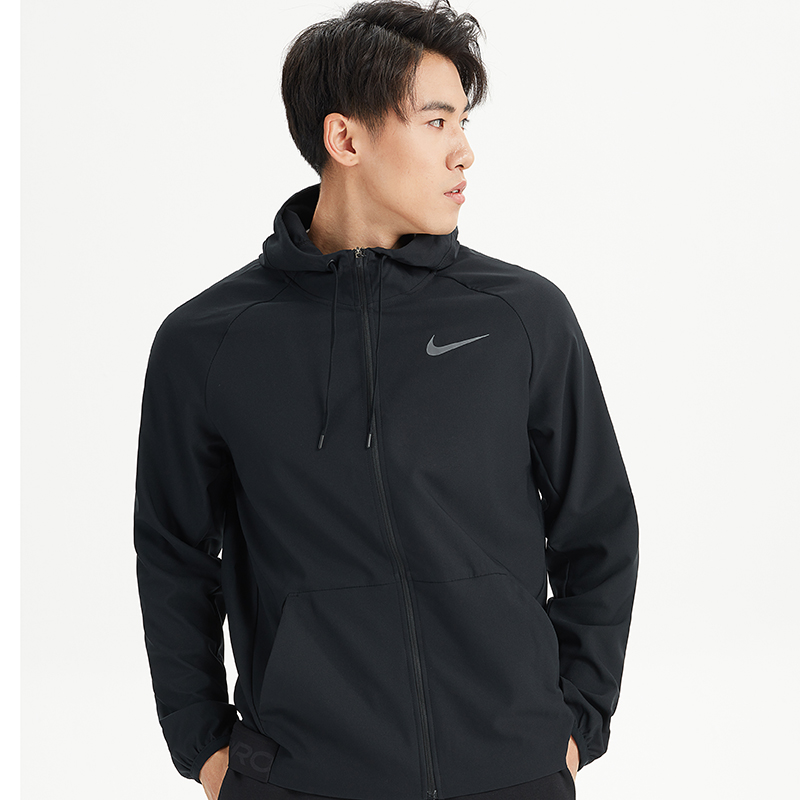 Nike耐克新款男子AS M NK FLX VENT MAX HD FZ JKT夹克CK1910-010