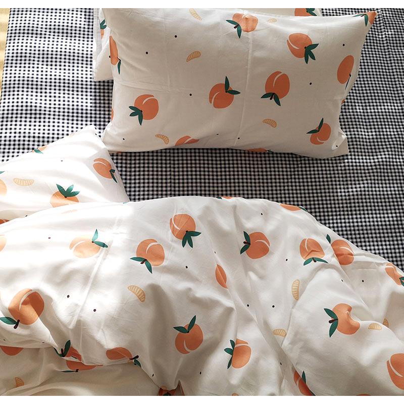 推荐 特价经典纯棉全棉斜纹床单被套被罩床笠 学生宿舍单人双人床