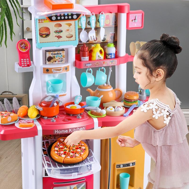 做饭煮饭厨房玩具仿真厨具益智玩具