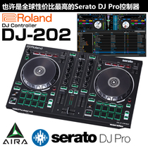 Roland Roland DJ202 controller new spot Delivery equipment package delivery Serato DJ Pro