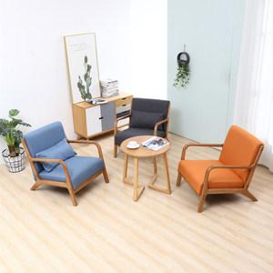 组合咖啡厅奶茶店休闲办公沙发茶几