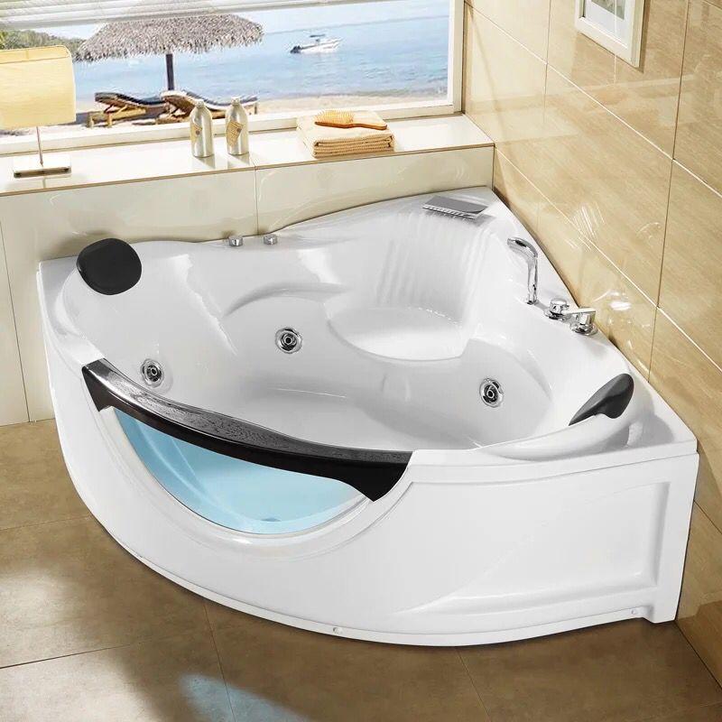 Вентилятор с треугольным вентилятором с двойной ванной 1,1 / 1,2 / 1,3 / 1,4 / 1,5 / 1,6 м