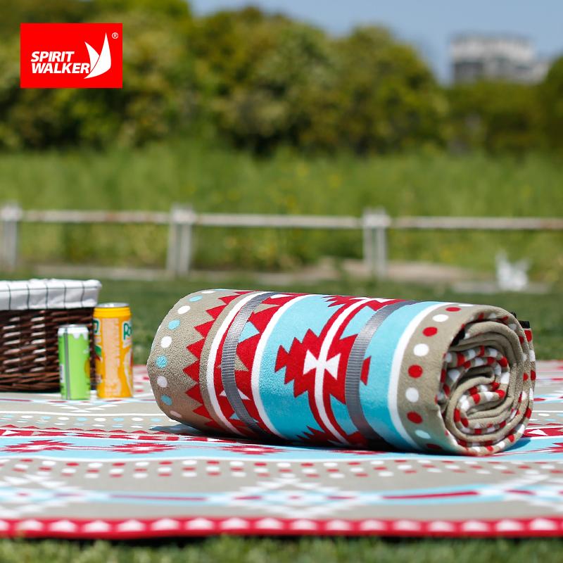 На открытом воздухе влага пикник подушка кемпинг коврики палатка площадка большой ползать колодка водонепроницаемый газон земля пикник ткань