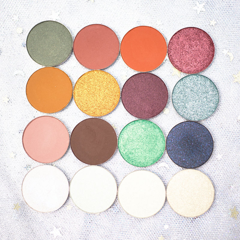 Buy five get a second batch of new colors! FU COSMESTICS West search volkway collection monochrome eye shadow