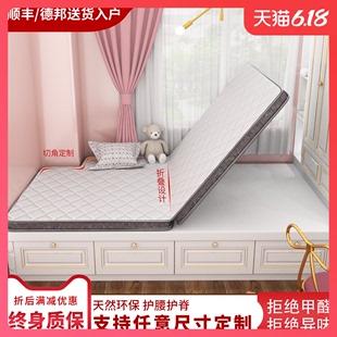 榻榻米垫子定做踏踏米床垫椰棕垫飘窗定制尺寸乳胶炕垫地垫折叠