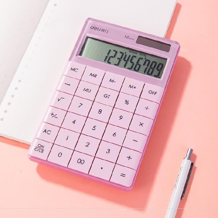 簡易計数機小型パソコン携帯ミニ多機能日常トランペットオフィス人事少女心