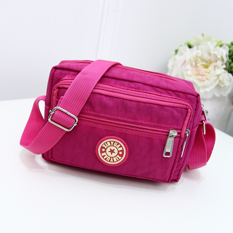 Old lady's satchel mini bag middle-aged lady bag mother bag