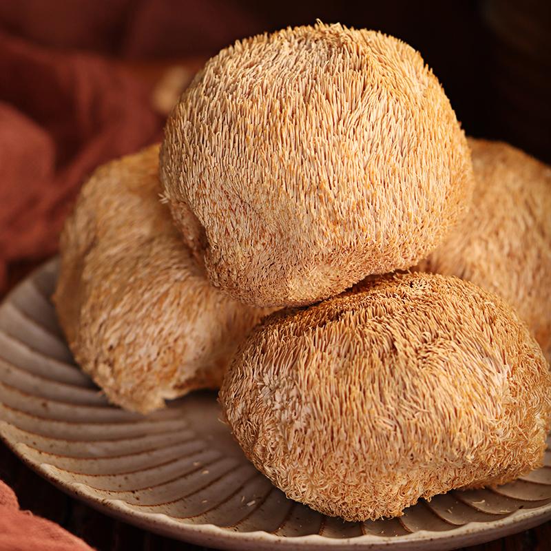 松济堂 猴头菇 深山猴头菇干货 猴蘑菇山珍煲汤材料 HcTGiKMxq6