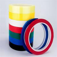 源头厂家玛拉胶带变压器耐高温彩色定制绝缘胶纸21标识5s当天发货