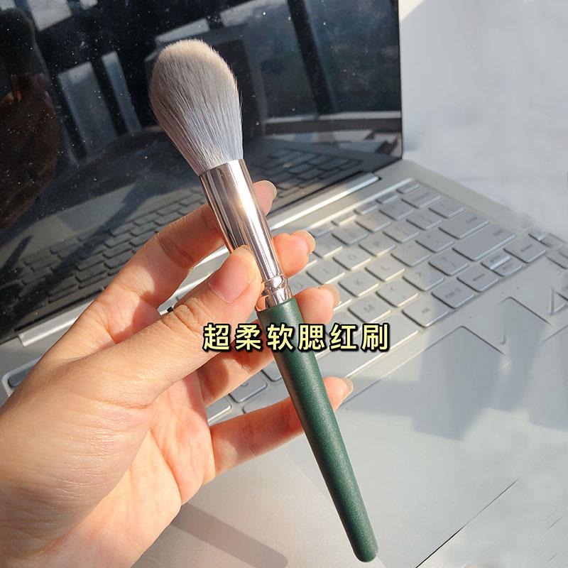 Blush brush super soft makeup brush, repair brush, beginner brush, beauty makeup tool, a portable Cangzhou parity.