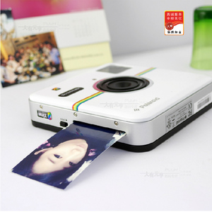 宝丽来Polaroid SocialMatic Instagram社交相机拍立得1400万像素
