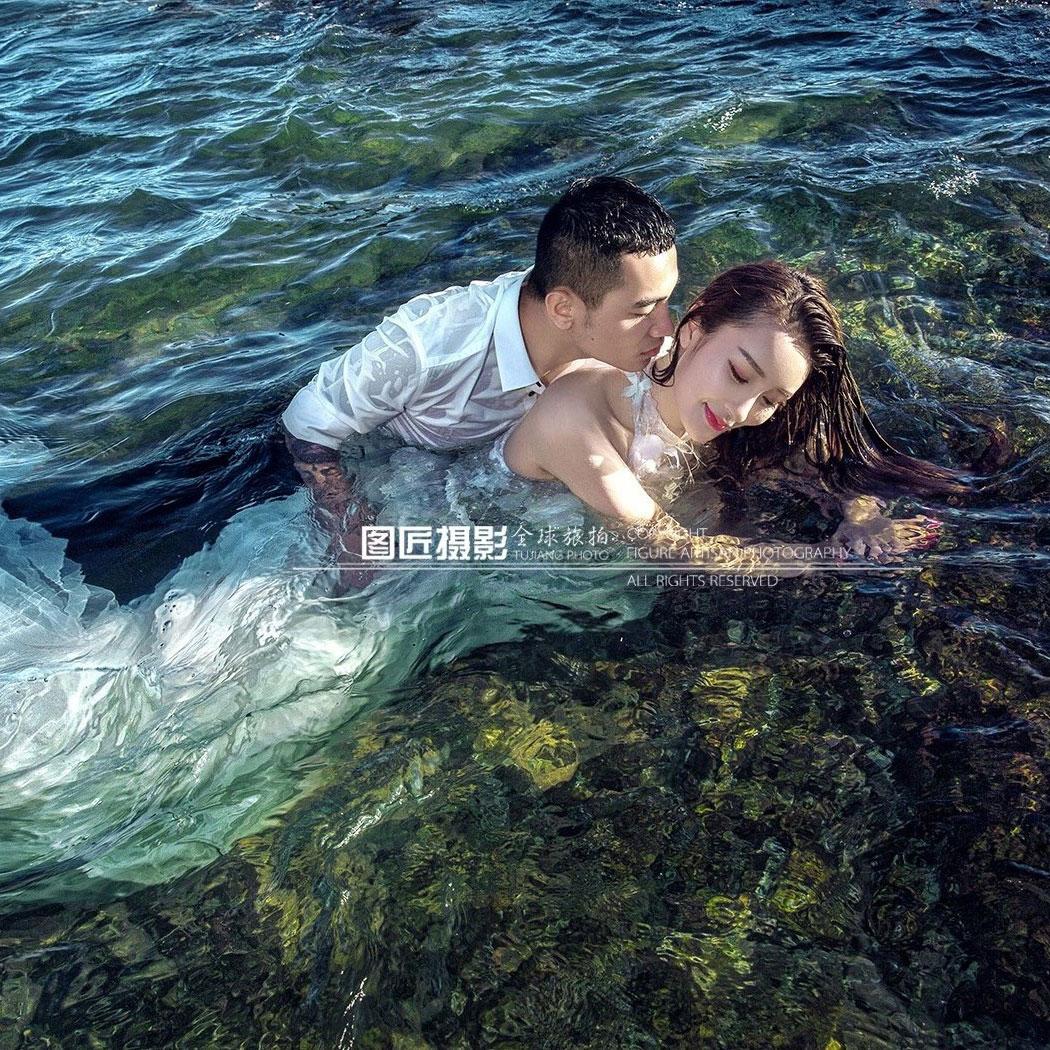 图匠婚纱摄影三亚丽江婚纱摄影大理香格里拉旅游婚纱照拍摄