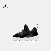 Jordan официальный JORDAN 11 RETRO LITTLE FLEX TD детская спортивная обувь низкая, чтобы помочь BQ7102