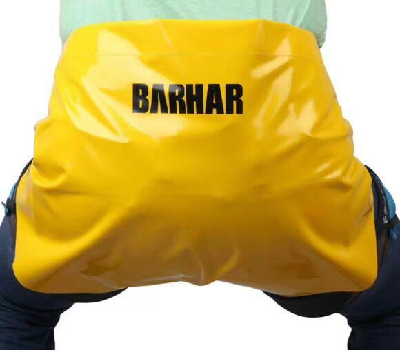 БАРХАР хип-хоп задница подушка пердеть карман полностью Мягкое разведочное оборудование для скалолазания