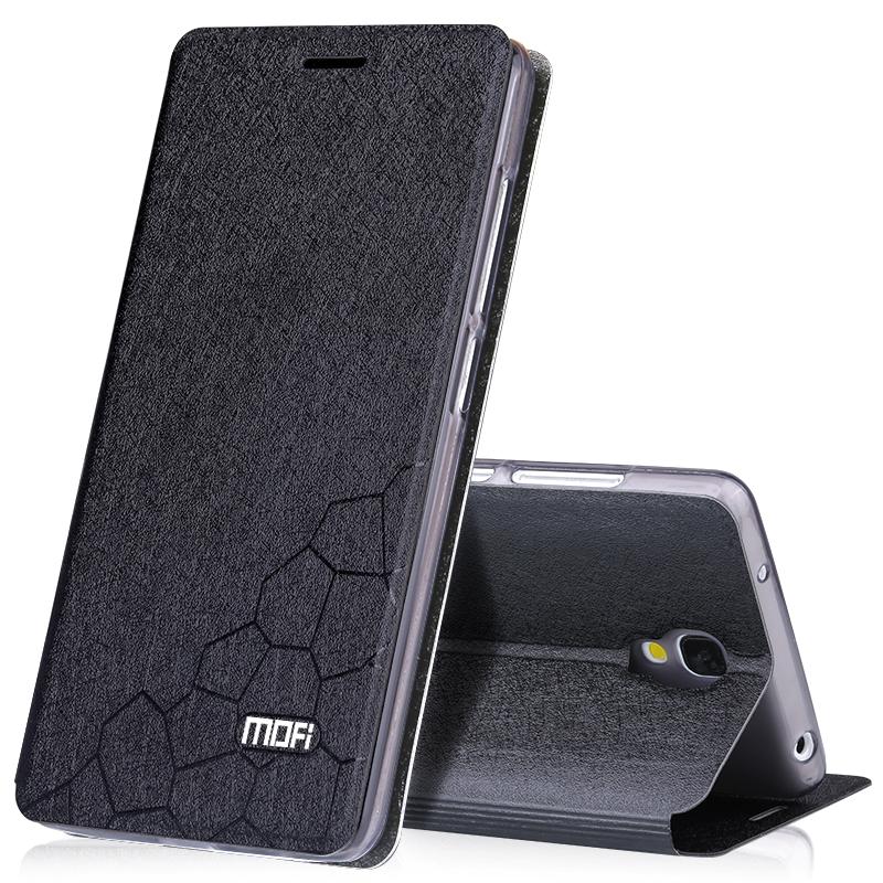 莫凡紅米Note手機殼增強版皮套翻蓋式小米紅迷矽膠保護外殼軟後蓋