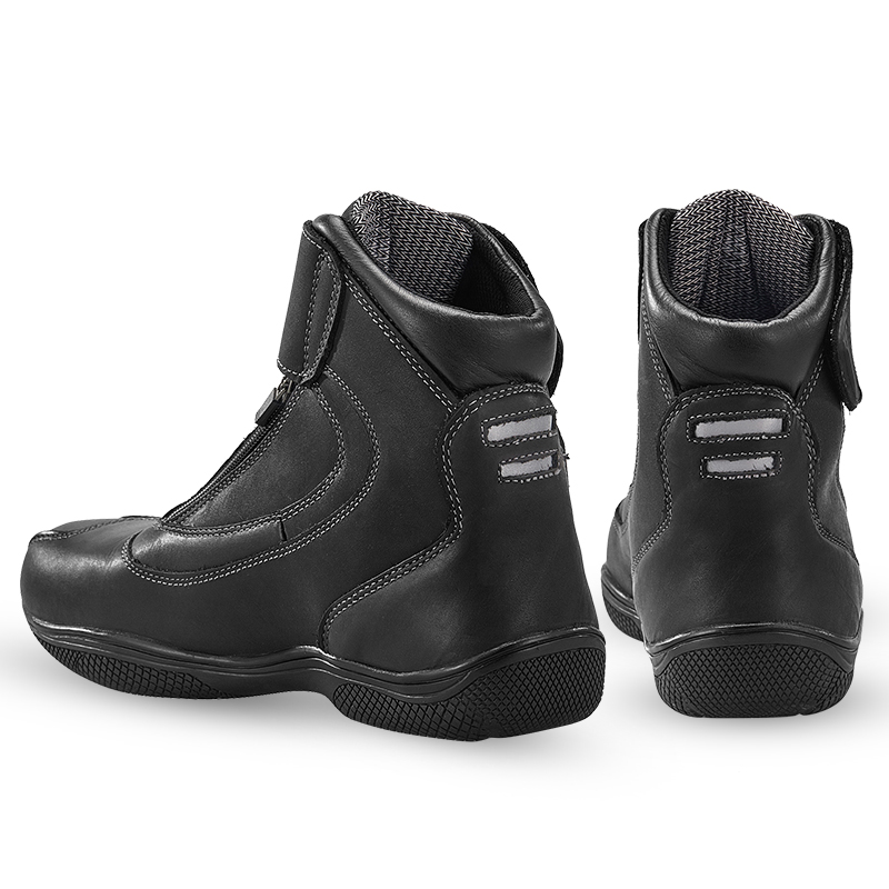 Arcx Yakushi Motorcycle Riding Boots Men's waterproof four season locomotive shoes racing short boots summer rally equipment