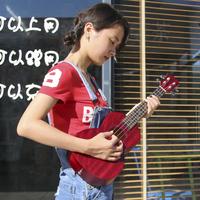 Линда укулеле начинающий студент взрослая женщина мужской 23 дюйма детские вводить дверь Маленькая гитара 26 ukkelly