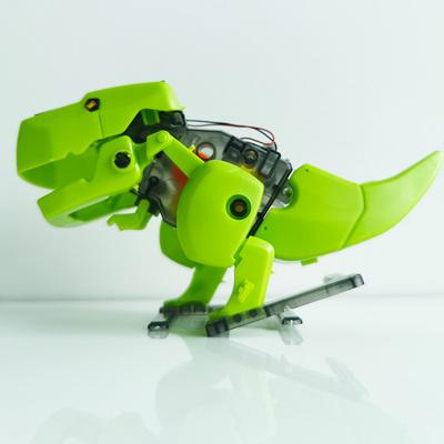 欢想 XX1301 diy拼装 三合一太阳能模型机器人