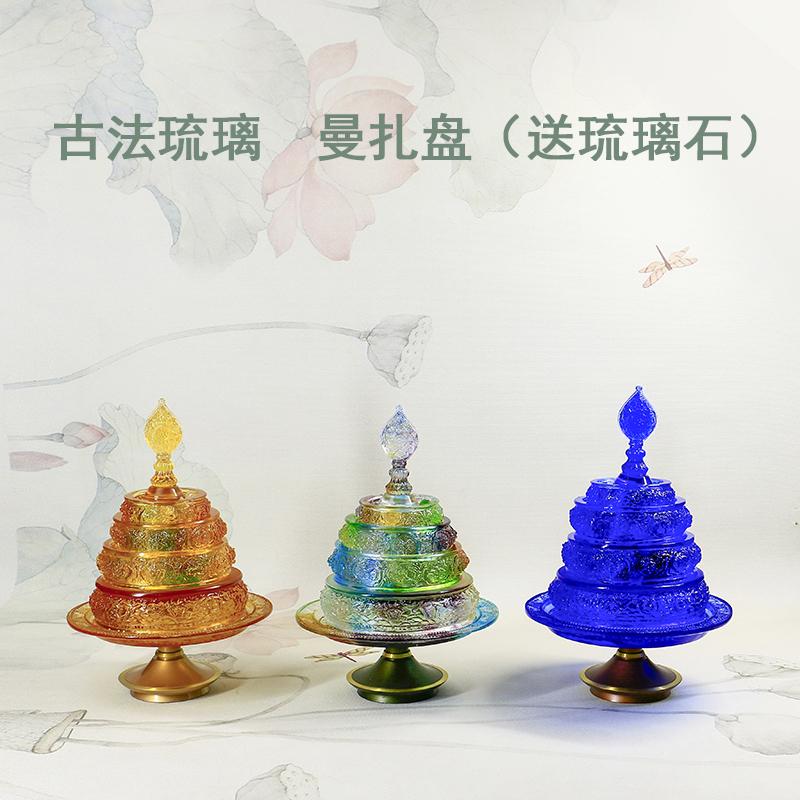 Круги с буддийскими текстами Артикул 593113303844