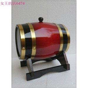 实木质啤酒桶装饰摆件酒吧展会摄影道具碳化防腐木桶橡木红酒桶