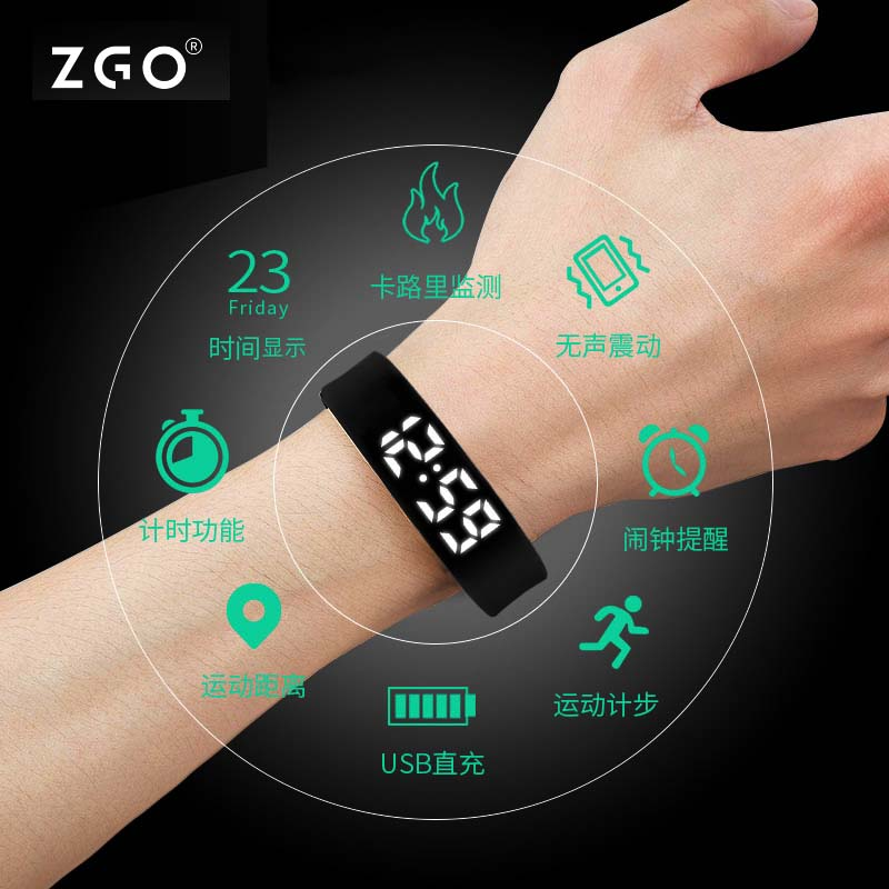 A new concept of multi-functional intelligent touch screen Watch
