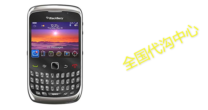 Blackberry Curve 3G 9300 Unlocked GSM SmartPhone with 2 MP
