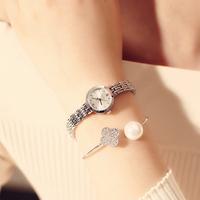 查看韩国聚利时Julius名媛风小表盘女士链条简约手表学生钢带石英女表价格