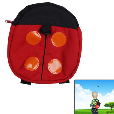 lufy child safety harness backpack ladybird baby anti-lost w