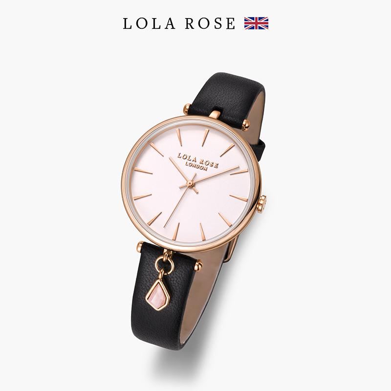 Lola Rose网红同款抖音手表女新款ins文艺简约复古式大气女士腕表