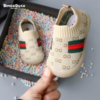 男宝宝透气女软底防滑0-1-3学步鞋好用吗