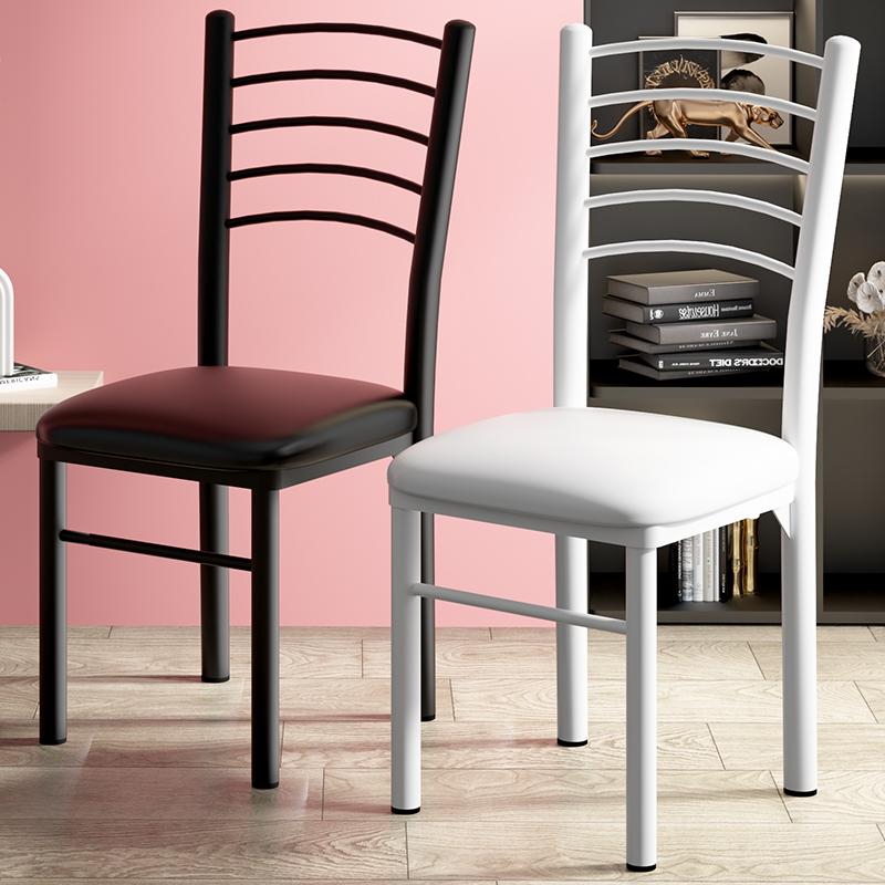 タオバオ仕入れ代行-ibuy99 桌椅 简易餐厅椅子靠背家用简约现代饭店快餐椅时尚酒店餐桌椅铁艺成人