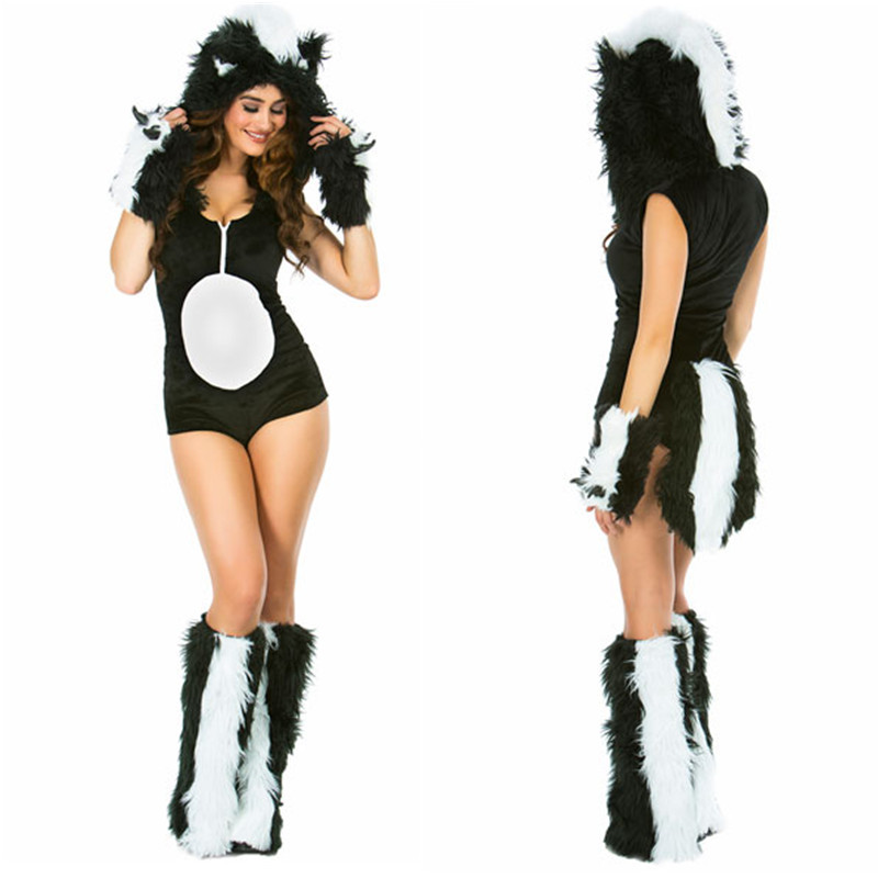 Adult animals Maomao panda costume maolang role play uniform stage costume game costume female