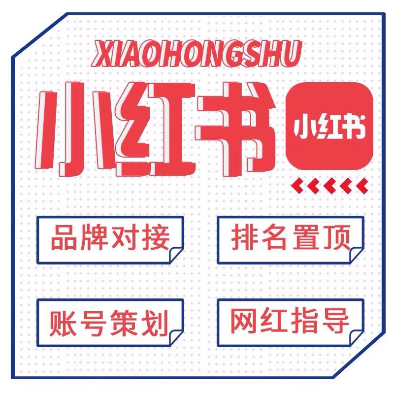 小红书内容种草推广 KOC品牌营销网红包装设计 KOL达人推广方案1