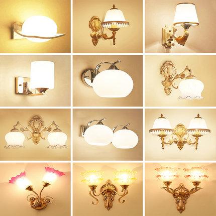 墙壁灯装饰灯室内家用墙灯看书阳光房壁灯卧室现代简约楼道别墅
