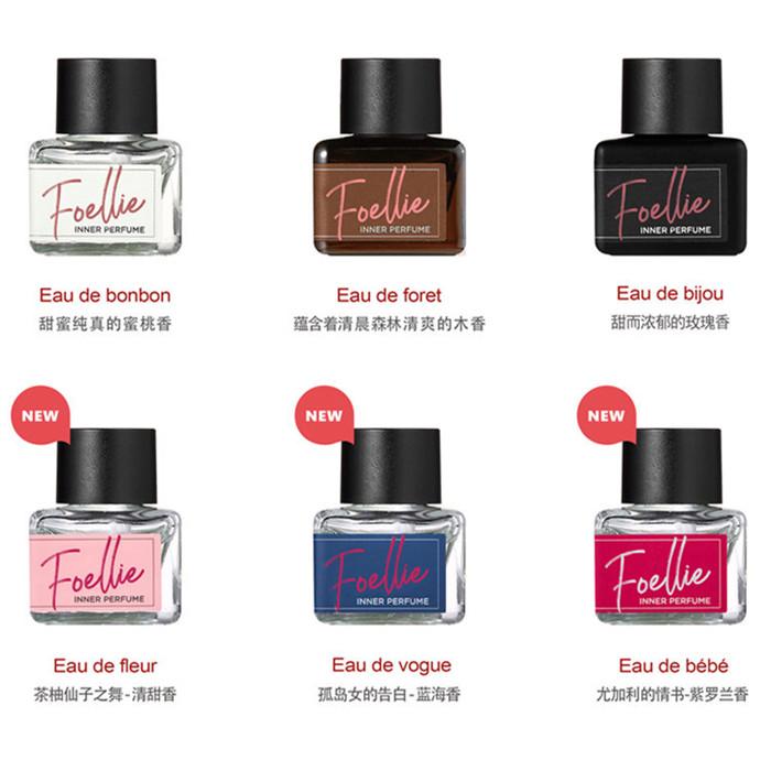 South Korea foellie private, perfume, fragrance, perfume, womens private underwear, perfume, 5ml