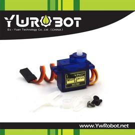 【YwRobot】机器人配件 SG90舵机 9克舵机 伺服马达图片