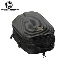 ROCK Biker motorcycle rear seat bag Knight Bag tank bag helmet bag double shoulder bag waterproof bag