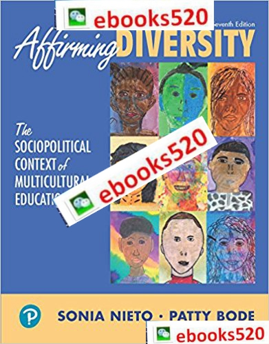 Affirming Diversity: The Sociopolitical Context of Multic