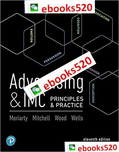 Advertising & IMC: Principles and Practice (11th Edition