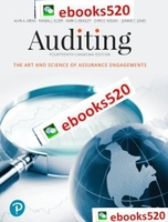 Auditing: The Art and Science of Assurance Engagements 14th