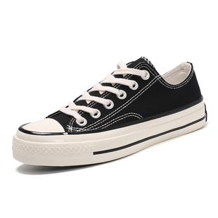 ulzzang高帮帆布鞋 硫化鞋 韩版 女鞋 百搭滑板鞋 1970s爆款 潮 2019新款
