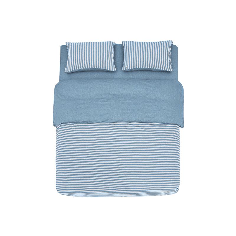 网易严选四件套新疆棉学生全棉被套质量可靠吗