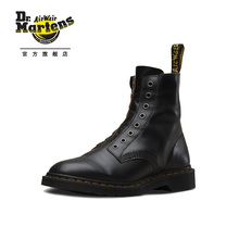 Dr.Martens Dr. Martin 1460 LL8 hole Martin boots fashion no lace design men and women with the same boots