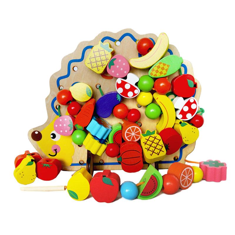 串珠子玩具