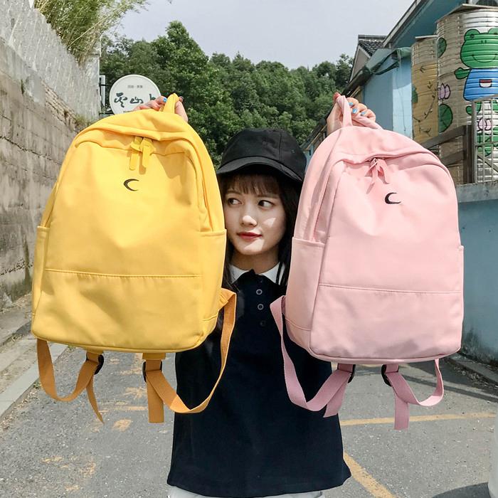 12月01日最新优惠女韩版高中大学生校园可爱双肩包