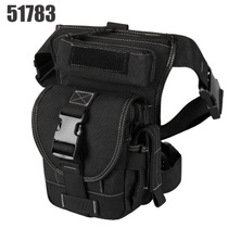 Outdoor Tactical leg bag mens legs hanging motorcycle riding multifunctional outdoor locomotive bag Special Forces leggings waistband