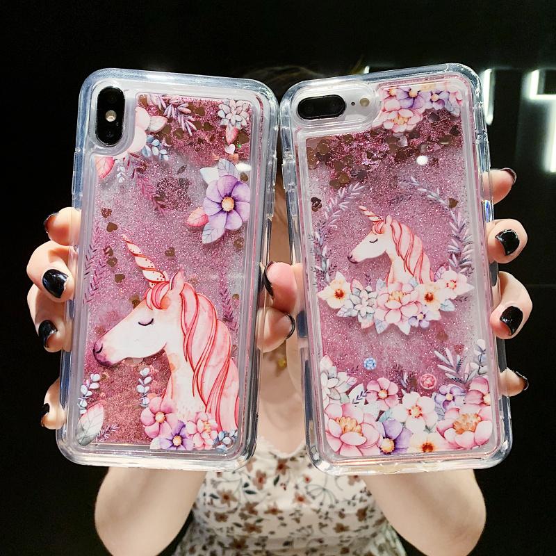会动的手机壳11pro女款网红iPhonexs max全包7plus硅胶软防摔8热销16件限时2件3折