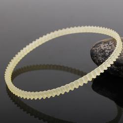 锁边机皮带老式电动缝纫机配件马达皮带齿轮带包缝拷边机皮带