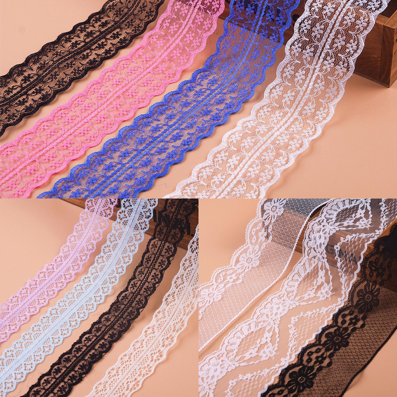 Кружево растворимый вышивка кружево свадьба юбка одежда одежда аксессуары ручной работы DIY ткань кружево бесплатная доставка